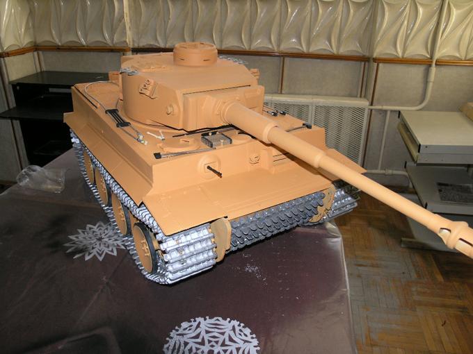 Tigre I básico