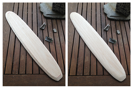 Tabla de surf 03
