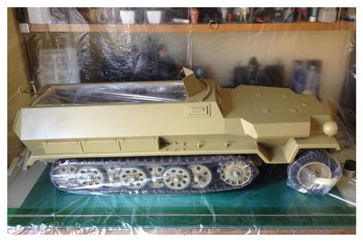 Sd.Kfz. 251 Ausf.C-13