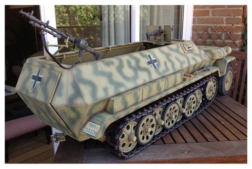 Sd.Kfz. 251 Ausf.C-20