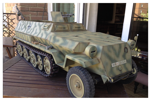 Sd.Kfz. 251 Ausf.C-21