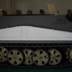 Contenedor del SdKfz 250