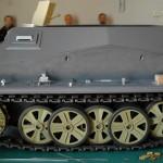 Lateral del SdKfz 250