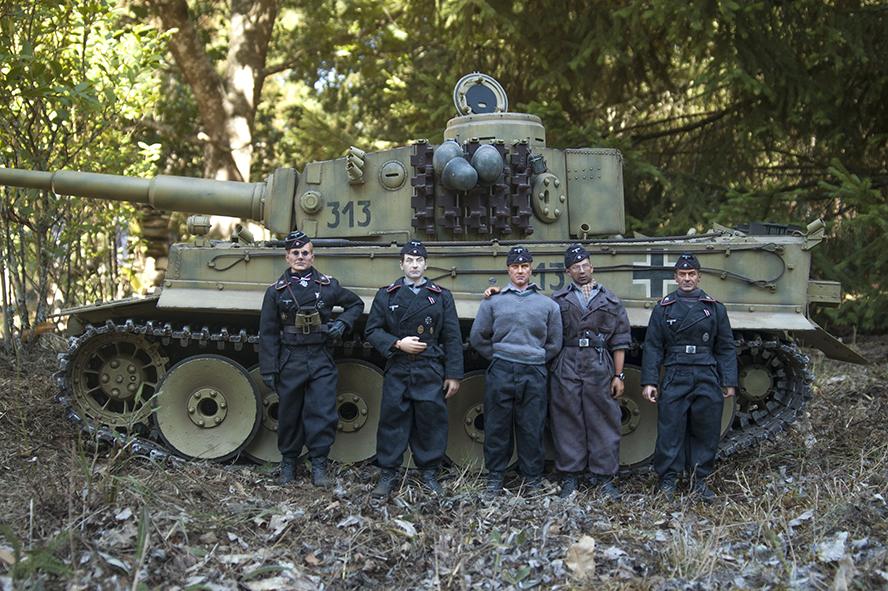 Tripulación Tigre 313