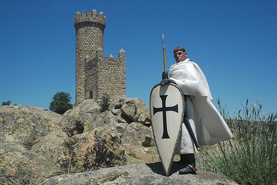 D. Fortún en Torrelodones