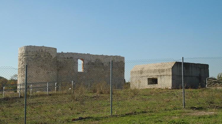 Castillo y bunker