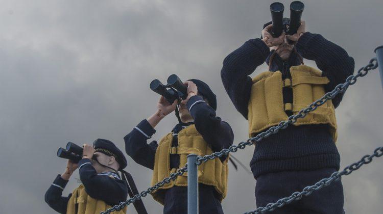 Marineros observadores