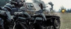 Panzer III en acción